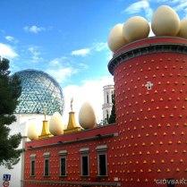 Театр-музей Сальвадора Далі